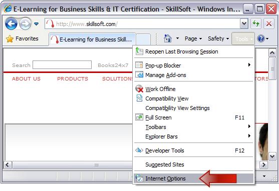 Skillsoft Self-Help - Java Installation Instructions