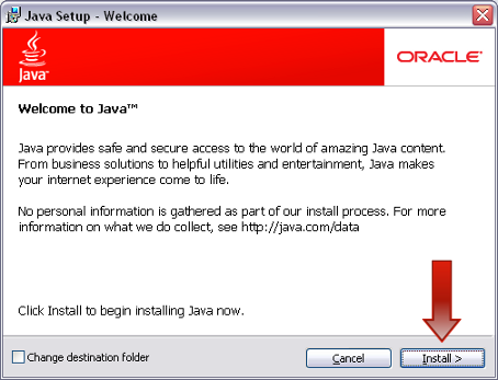 download java runtime 6 update 30